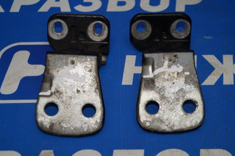 Петля двери Land Rover Discovery 3 L319 2.7 TDI (276DT) 2008 задняя левая (б/у)