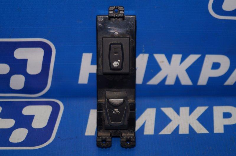 Кнопка стеклоподъемника Hyundai Santa Fe DM 2012 задняя (б/у)