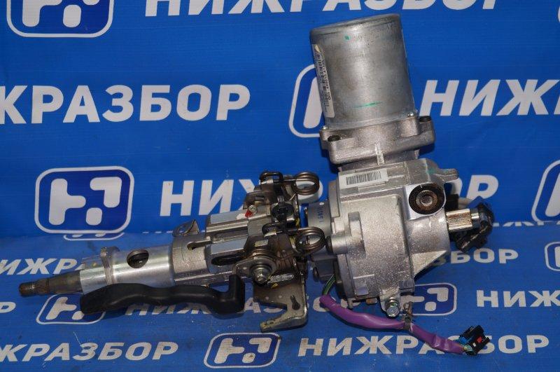 Колонка рулевая Hyundai Santa Fe DM 2012 (б/у)