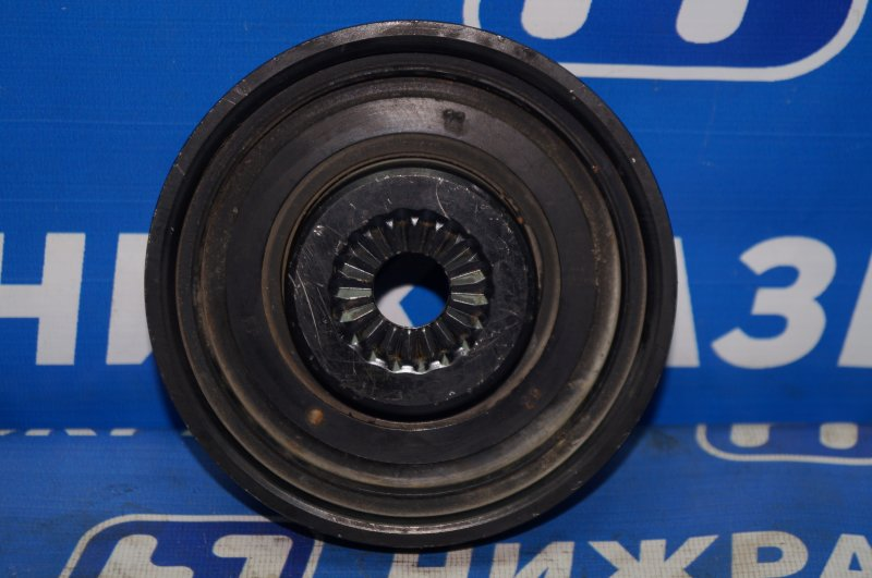 Шкив коленвала Volkswagen Polo Sedan 1.6 CWVA 2011 (б/у)