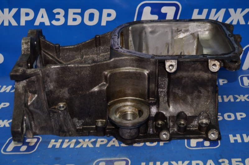 Поддон масляный двигателя Haval H6 1.5T GW4G15B 2019 верхний (б/у)