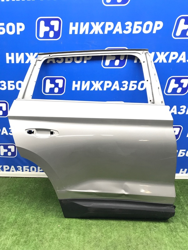 Дверь Skoda Kodiaq задняя правая (б/у)
