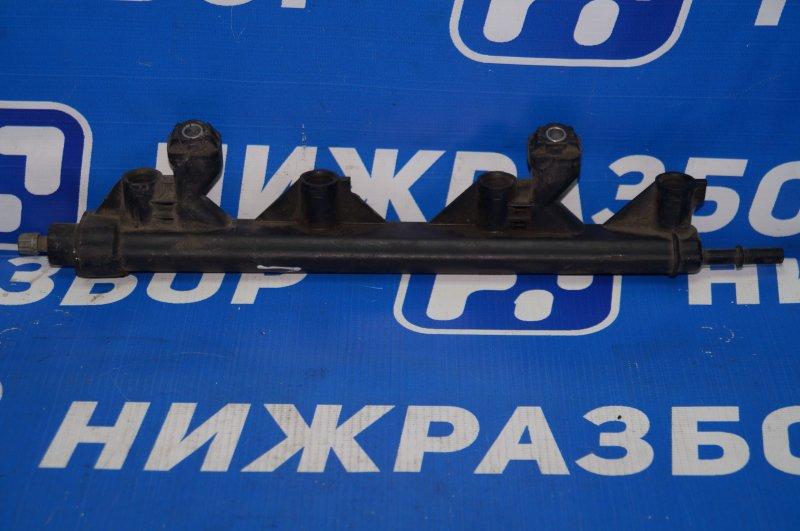 Рампа топливная Peugeot 308 1.6 2007 (б/у)