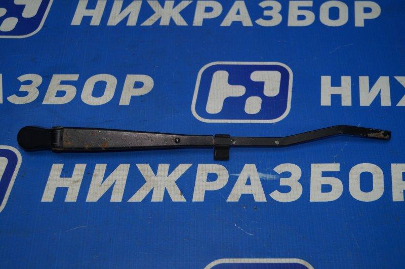 Поводок стеклоочистителя Daewoo Matiz M100/M150 1998 задний (б/у)