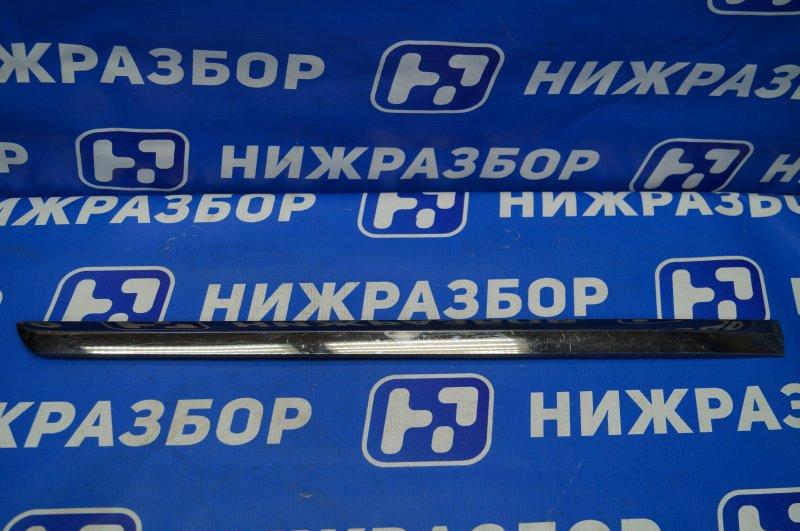 Молдинг двери Nissan Teana J32 2008 задний правый (б/у)