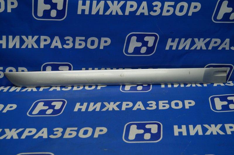 Молдинг двери Mitsubishi Lancer 9 CS/CLASSIC 2003 задний правый (б/у)