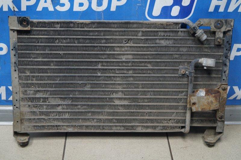 Радиатор кондиционера (конденсер) Mazda 323 BG 1.6 1989 (б/у)