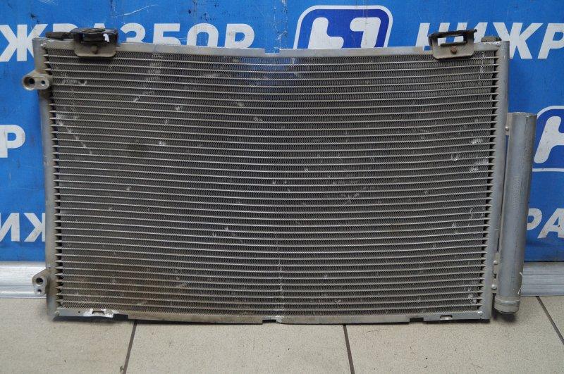 Радиатор кондиционера (конденсер) Lifan Solano 620 1.6 2010 (б/у)