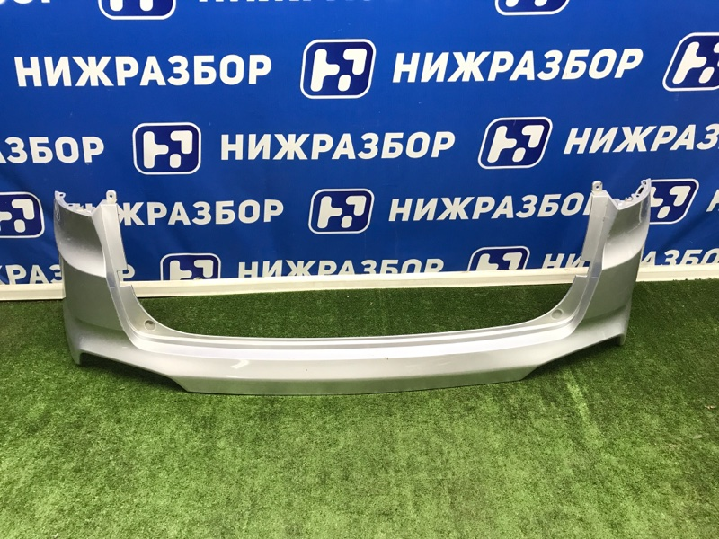Бампер Hyundai Creta 2016> задний (б/у)