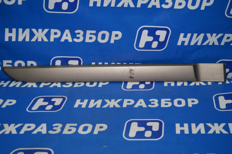 Молдинг двери Renault Megane 2 1.6 задний правый (б/у)