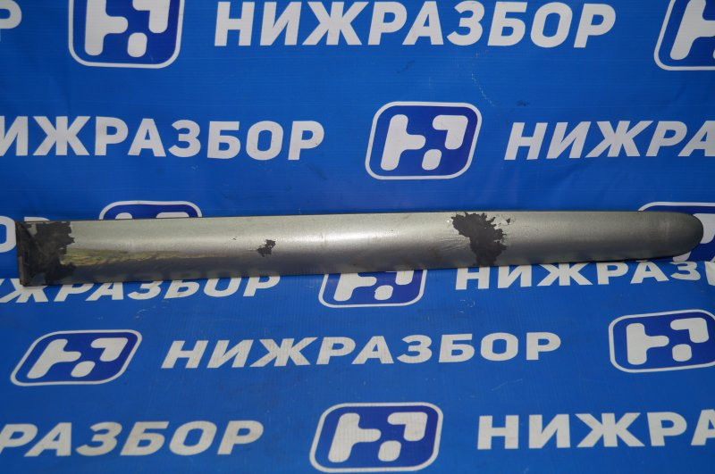 Молдинг двери Renault Megane 1 1.6 K4MA700 задний левый (б/у)