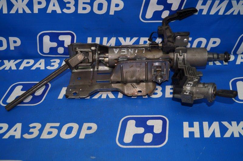 Замок зажигания Fiat Linea 1.4T 198A4000 2010 (б/у)