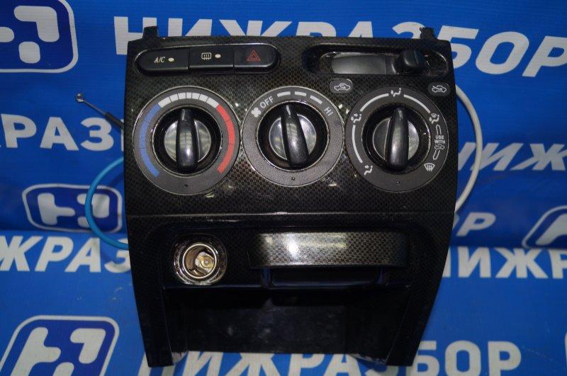 Блок управления отопителем Geely Mk 1.5 MR479QA 2011 (б/у)