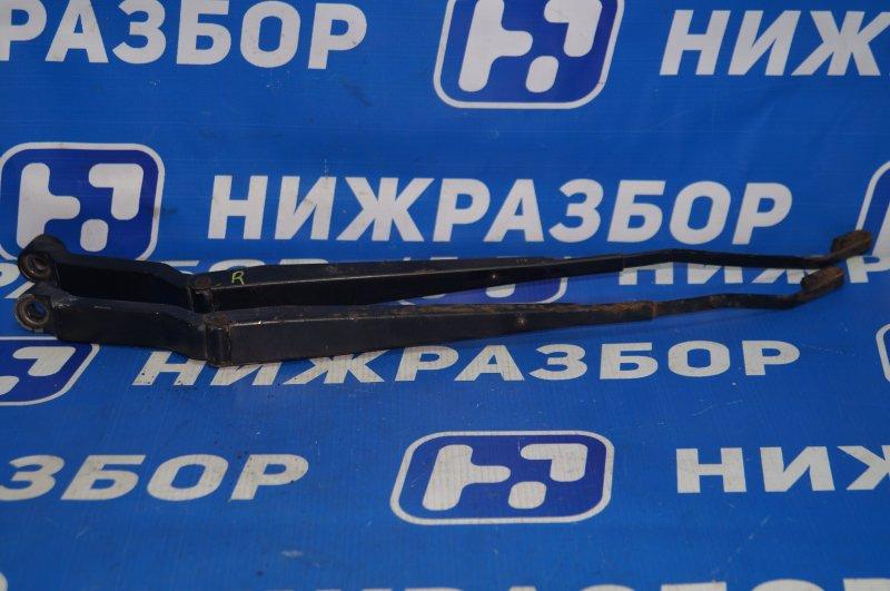 Поводок стеклоочистителя к-кт Geely Mk 1.5 MR479QA 2011 передний (б/у)