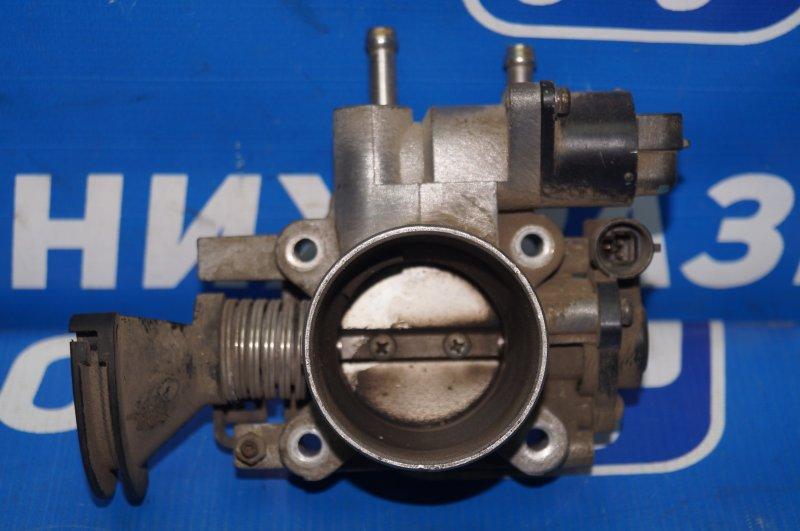 Заслонка дроссельная Geely Mk 1.5 MR479QA 2011 (б/у)