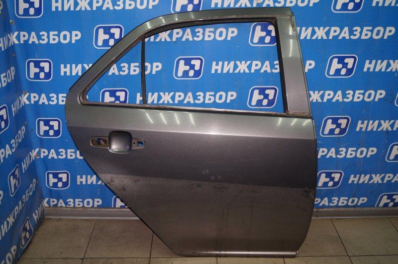 Дверь Geely Mk 1.5 MR479QA 2011 задняя правая (б/у)