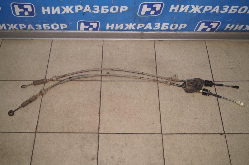 Трос мкпп Geely Mk 1.5 MR479QA 2011 (б/у)