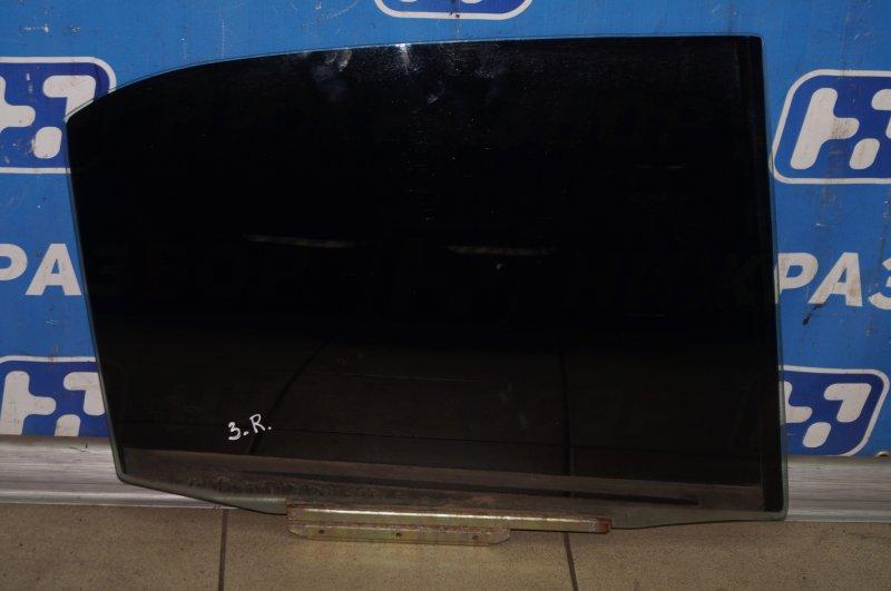 Стекло двери Geely Mk 1.5 MR479QA 2011 заднее правое (б/у)