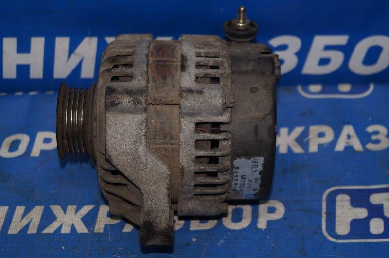 Генератор Geely Mk 1.5 MR479QA 2011 (б/у)