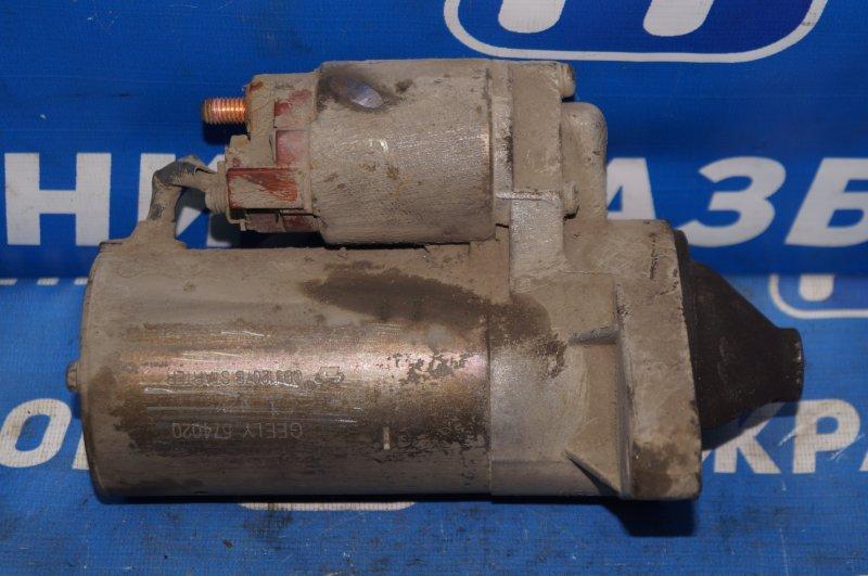 Стартер Geely Mk 1.5 MR479QA 2011 (б/у)