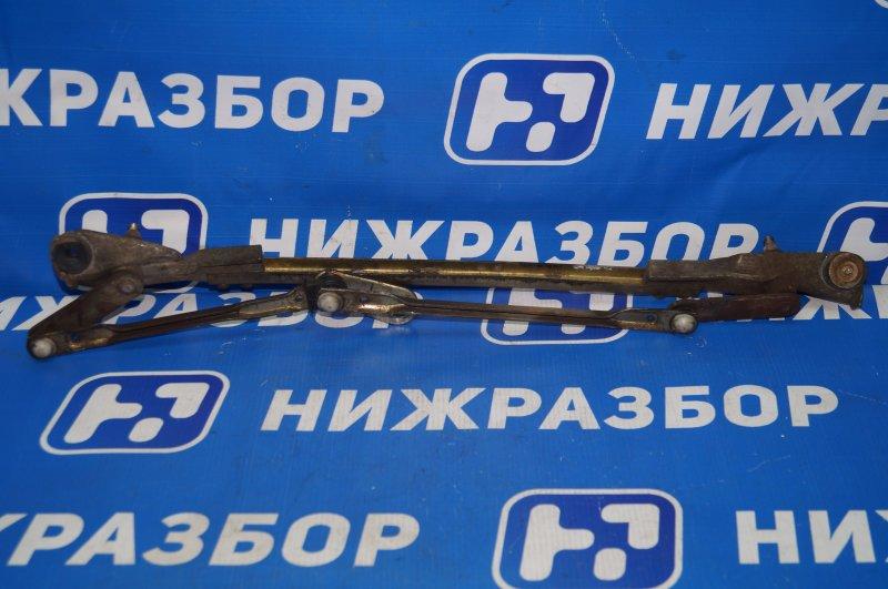Трапеция стеклоочистителей Geely Mk 1.5 MR479QA 2011 (б/у)