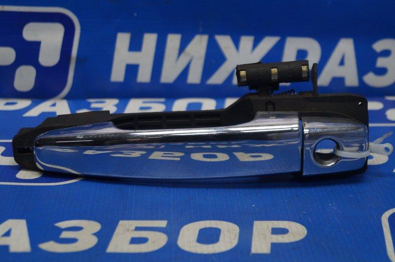 Ручка двери наружная Geely Mk 1.5 MR479QA 2011 передняя левая (б/у)