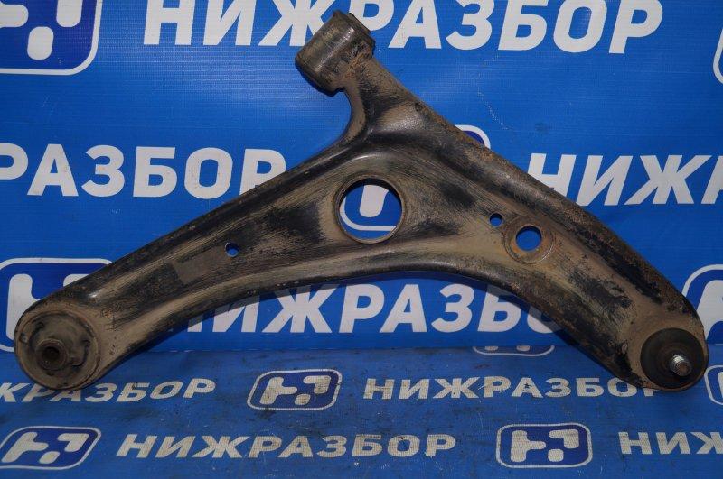 Рычаг Geely Mk 1.5 MR479QA 2011 передний правый (б/у)