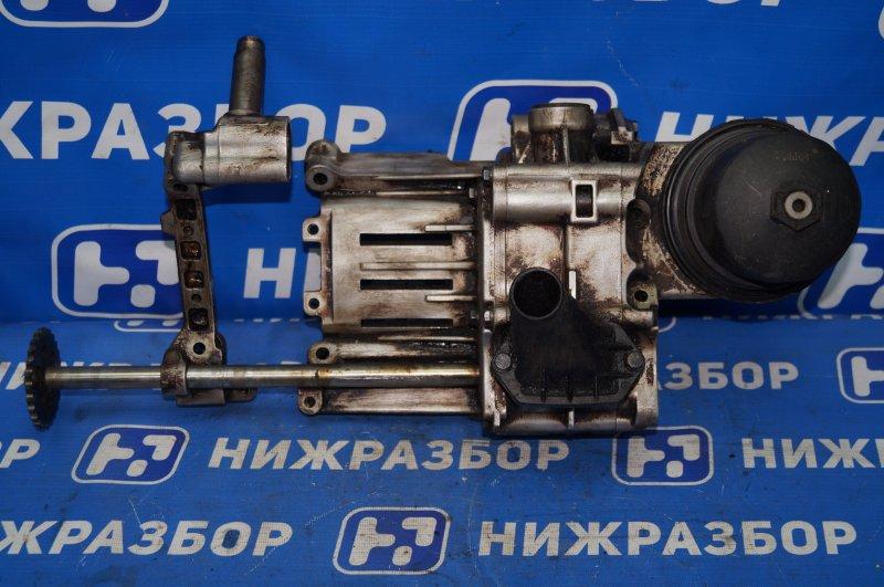 Насос масляный Bmw 7-Серия E65/E66 4.8 N62B48 (б/у)