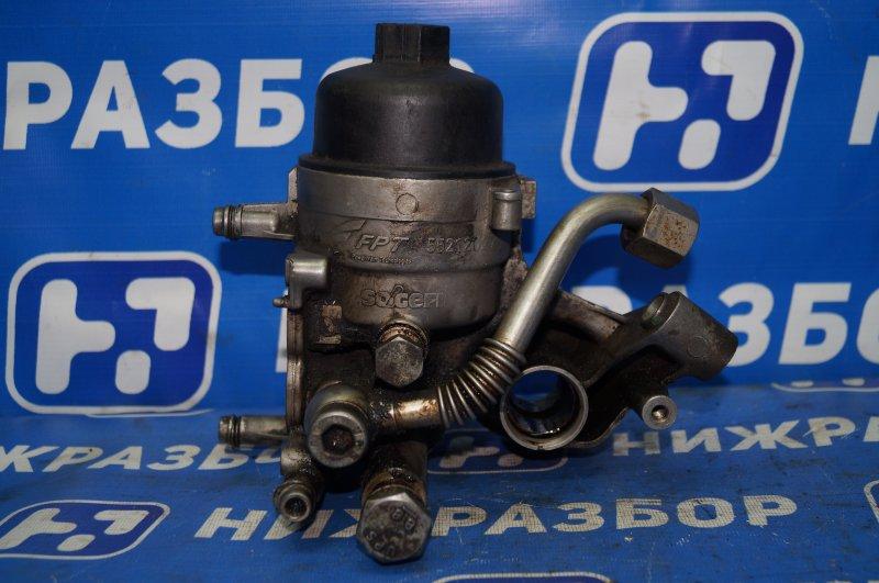 Корпус масляного фильтра Fiat Linea 1.4T 198A4000 2010 (б/у)