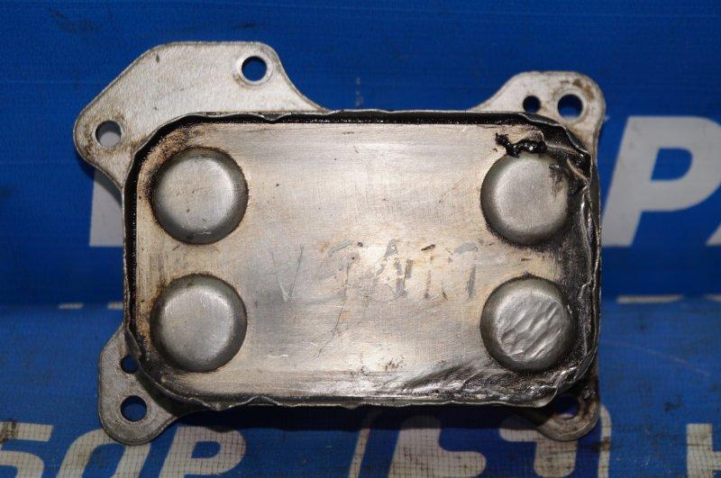 Радиатор масляный Fiat Linea 1.4T 198A4000 2010 (б/у)