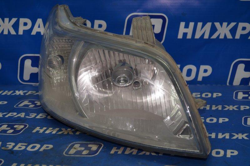 Фара Chevrolet Aveo T250 2005 правая (б/у)