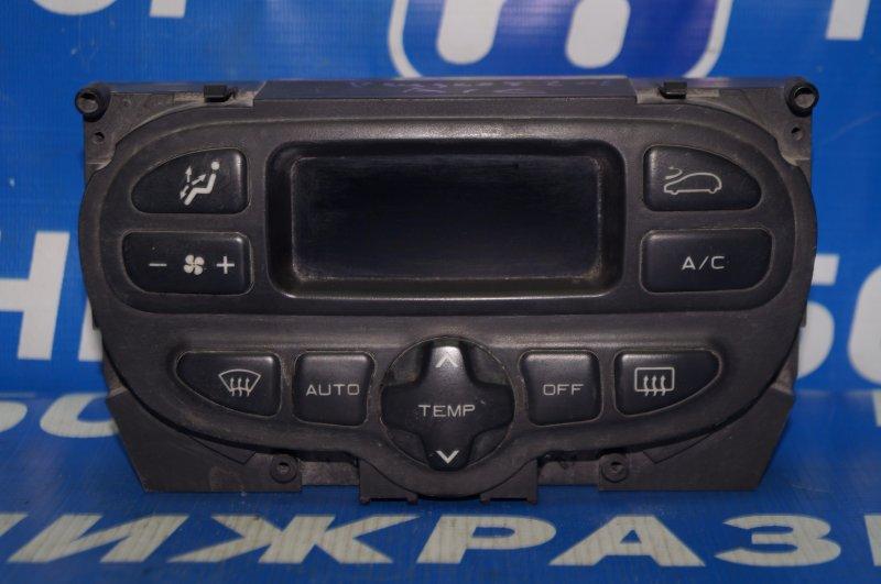 Блок управления отопителем Peugeot 206 1998 (б/у)