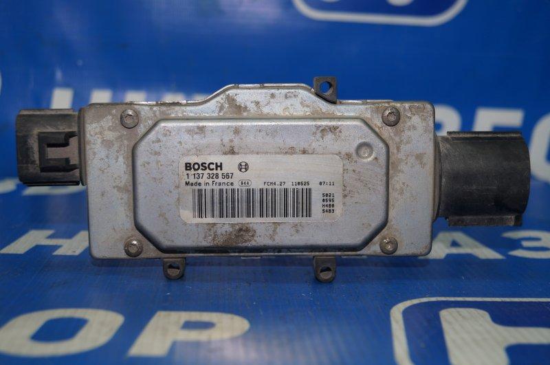 Блок управления вентилятором Ford C-Max 2010 (б/у)