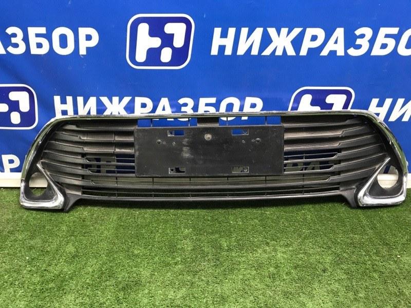 Решетка радиатора Toyota Camry V50 передняя (б/у)