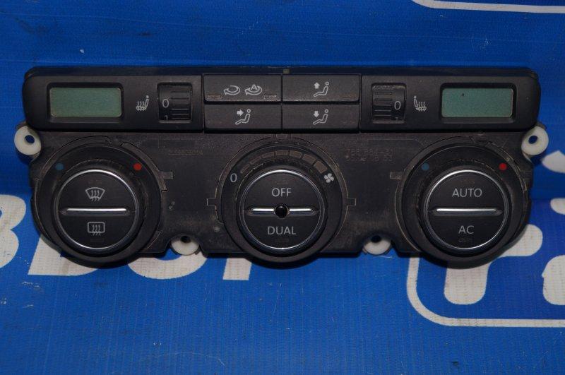 Блок управления климатической установкой Volkswagen Jetta 5 2006 (б/у)