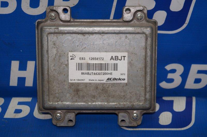 Блок управления двигателем Chevrolet Cobalt 1.5 B15D2 2012> (б/у)