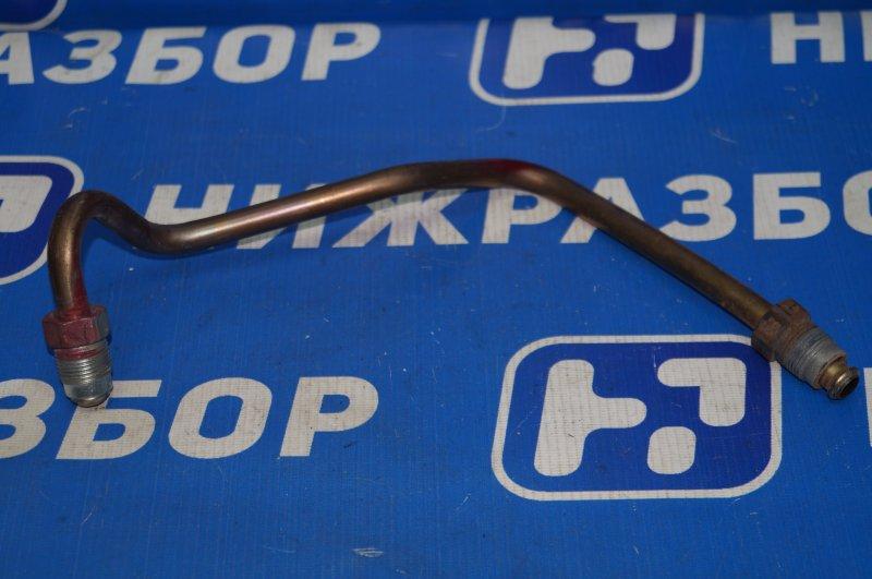 Трубка системы рециркуляции (egr) Subaru Legacy Outback 2.5 EJ253 2010 (б/у)