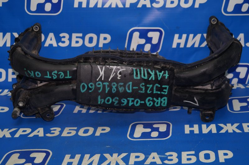 Коллектор впускной Subaru Legacy Outback B14 2.5 EJ25 2010 (б/у)