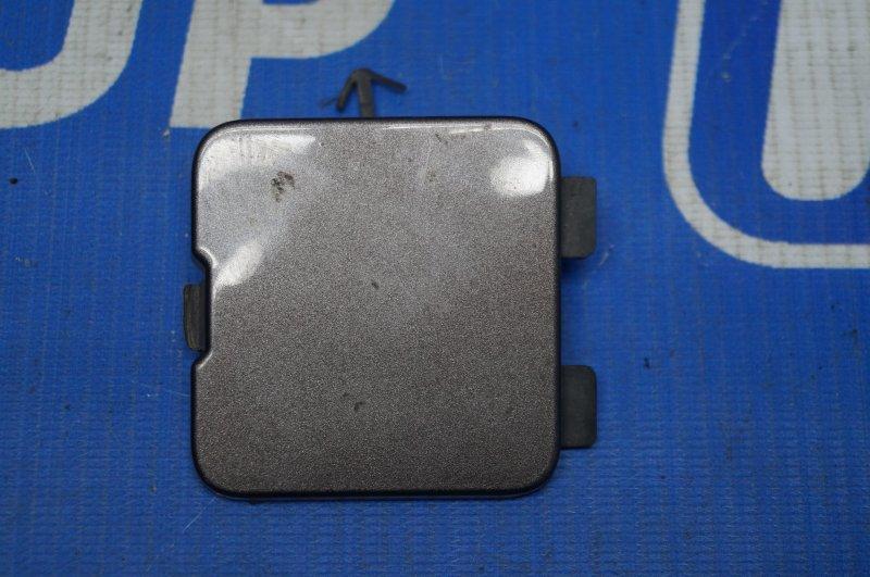 Заглушка буксировочного крюка Peugeot 4008 2012 задняя (б/у)