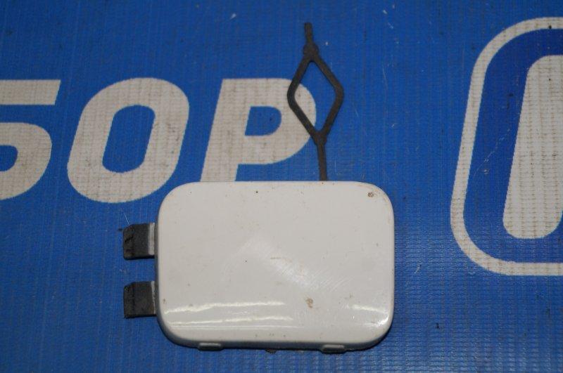 Заглушка буксировочного крюка Citroen C4 2011> передняя (б/у)