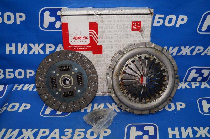 Сцепление комплект Renault Kangoo 1.5 DCI K9K 2003 (б/у)