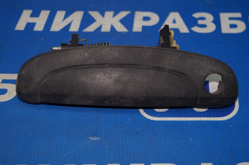 Ручка двери наружная Hyundai Getz 2002 передняя левая (б/у)