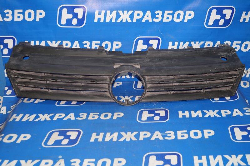 Решетка радиатора Volkswagen Polo Sedan 2011 (б/у)
