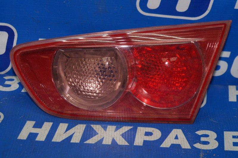 Фонарь внутренний Mitsubishi Lancer 10 CX 2007 задний правый (б/у)