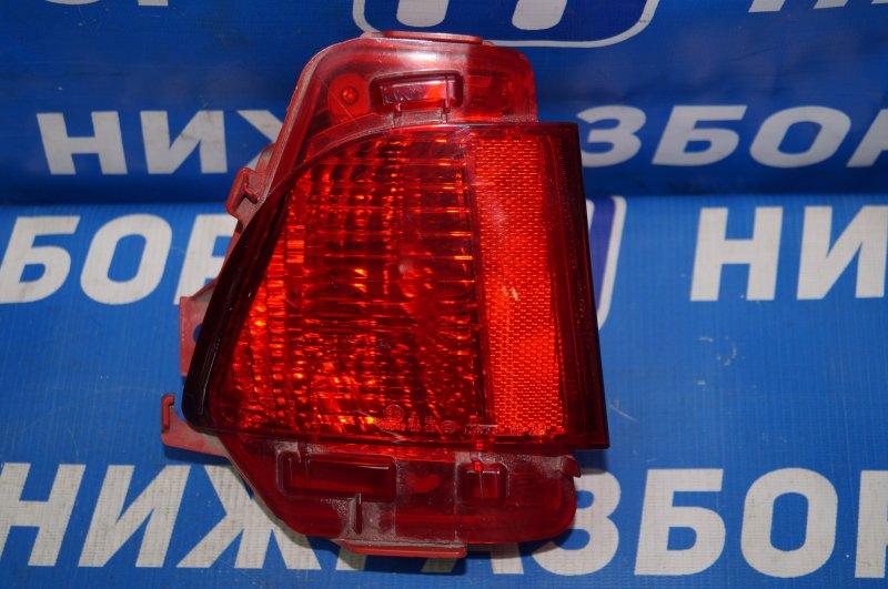 Фонарь противотуманный Lexus Lx 570 2007> задний левый (б/у)