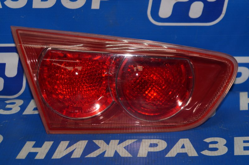 Фонарь внутренний Mitsubishi Lancer 10 CX 2007 задний левый (б/у)