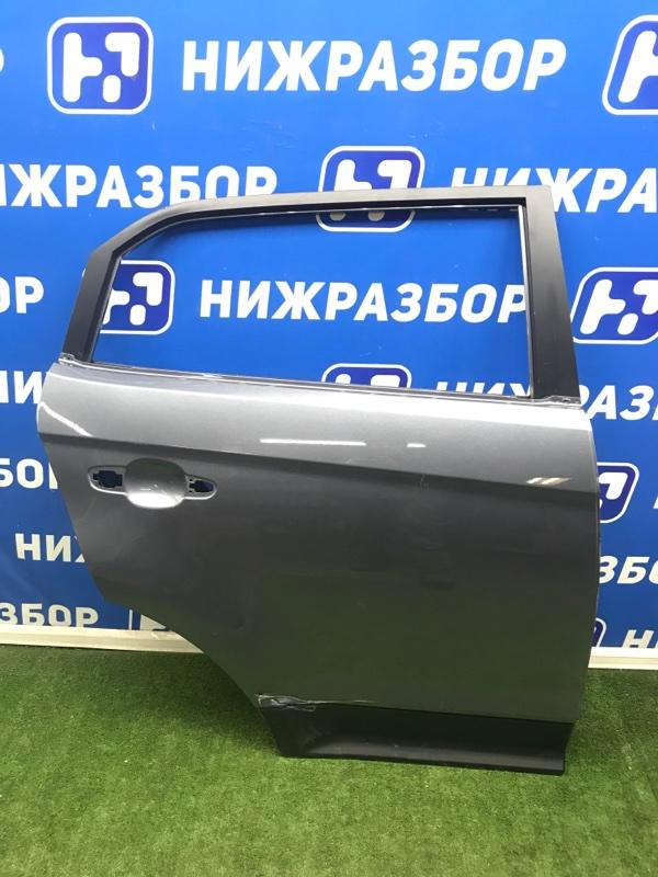 Дверь Hyundai Creta 2016> задняя правая (б/у)