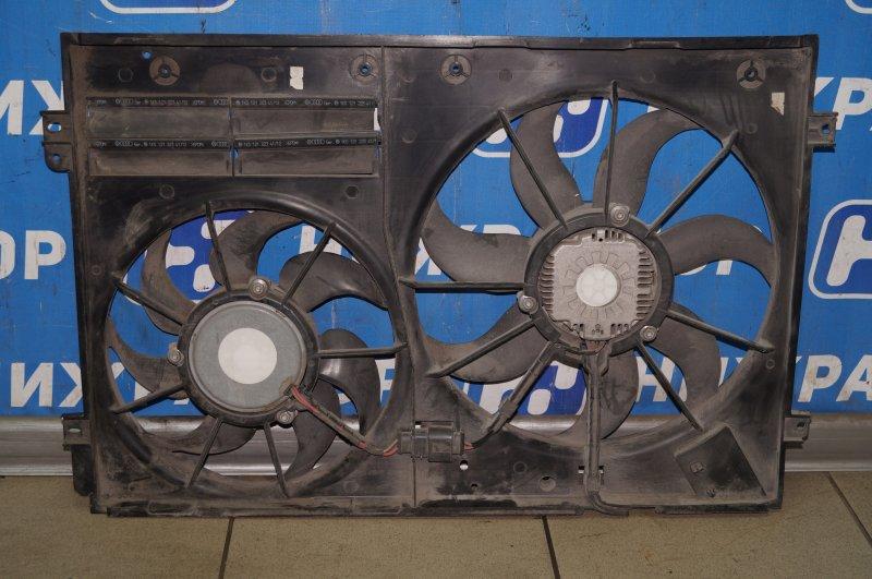 Вентилятор радиатора Volkswagen Passat B6 2005 (б/у)
