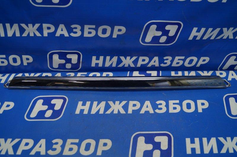 Накладка крышки багажника Mazda 6 GJ/GL 2013> (б/у)