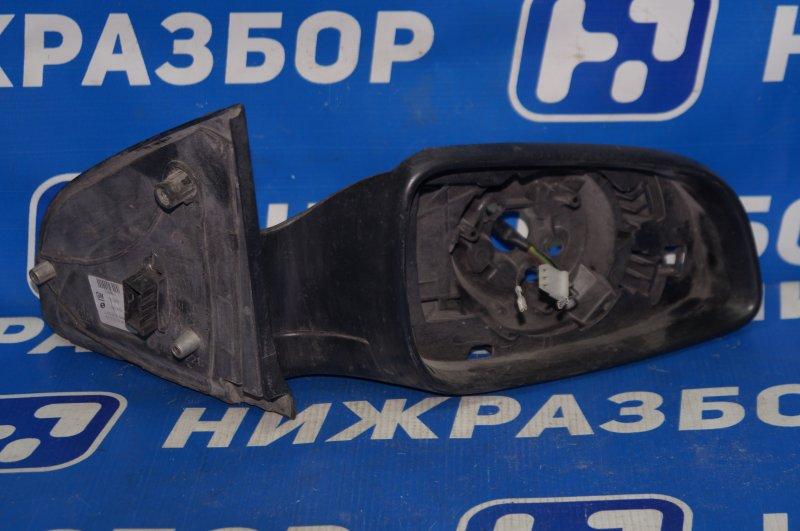 Зеркало электрическое Opel Astra H 2004 правое (б/у)